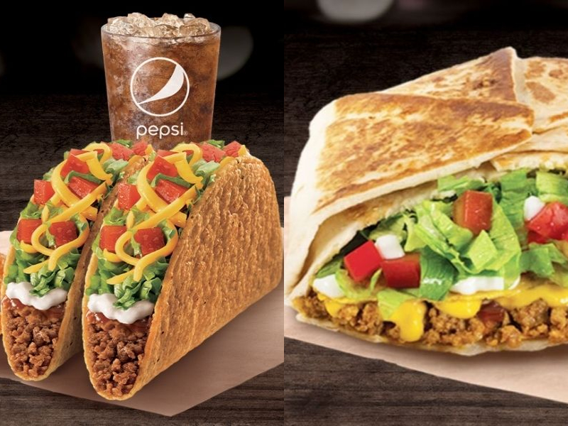 Taco Bell Malaysia's Menu: 9 Must-Try Items Including A Sambal Rice Bowl